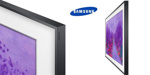 Smart TV Samsung The Frame 2018 4K HDR UHD chollo en Amazon