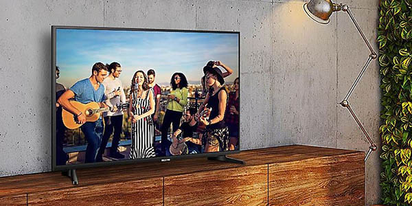 Smart TV Samsung UE43NU7092 Ultra HD 4K de 43'' barato