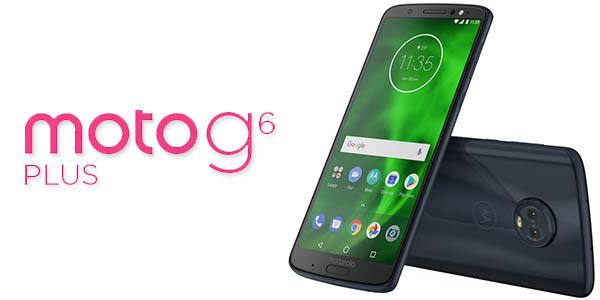 Motorola Moto G6 Plus de 5,9''
