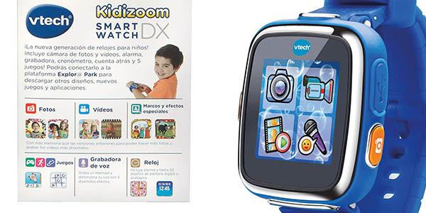 Smartwatch para niñ@s VTech Kidizoom con genial relación calidad-precio