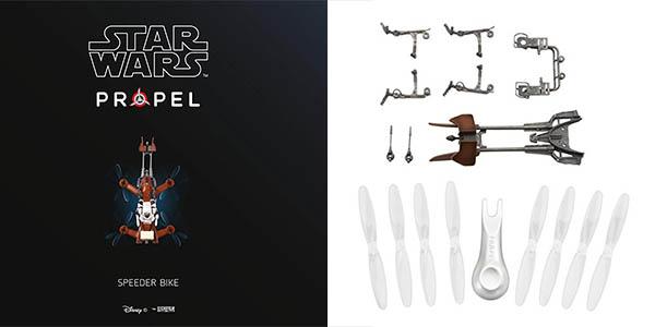 Star Wars Propel dron producto oficial chollo