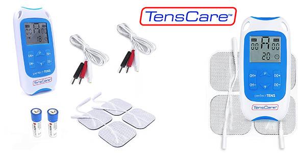 TensCare Perfect TENS aparato electroestimulación barato