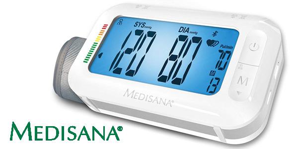 Tensiómetro digital Medisana BU 575 51296 con función despertador barato en Amazon