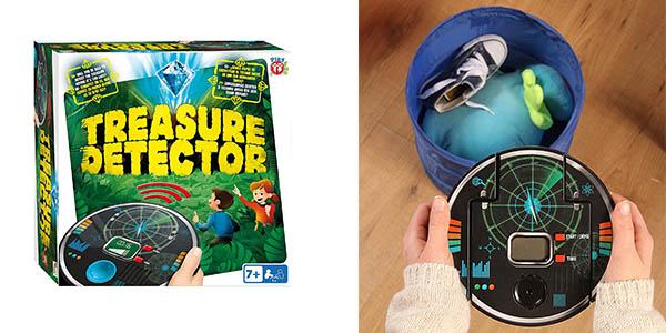 Treasure Detector juego para niñ@s divertido y barato