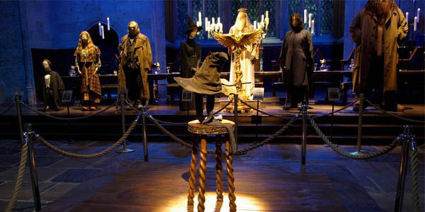viaje a Londres con entradas a Warner Bros Studios Harry Potter chollo