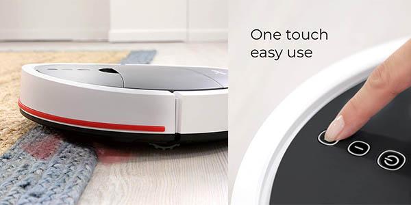 Vileda VR102 robot con sensores y gran potencia chollo