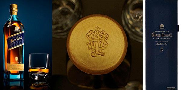 Whisky Johnnie Walker Blue de 700 ml barato