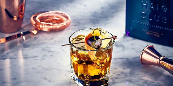Whisky escocés Single Grain Scotch Whisky Haig Club chollo en Amazon