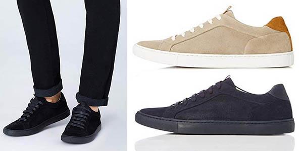 zapatillas casuales de deporte con gran relación calidad-precio