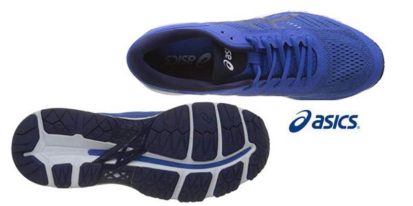 Zapatillas de running ASICS Gel-Kayano 24 para hombre chollazo en Amazon