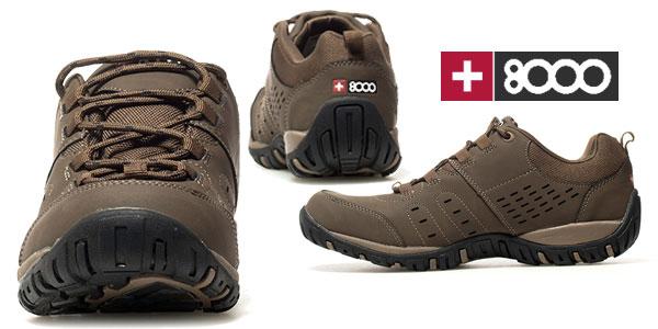 Zapatillas trekking +8000 Termux y Traion chollazo en eBay