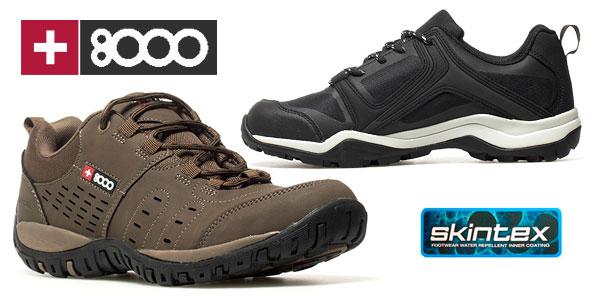 Zapatillas trekking +8000 Termux y Traion baratas en eBay