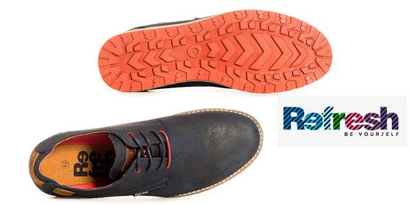 Zapatos de cordones Refresh Zaid para hombre chollazo en eBay