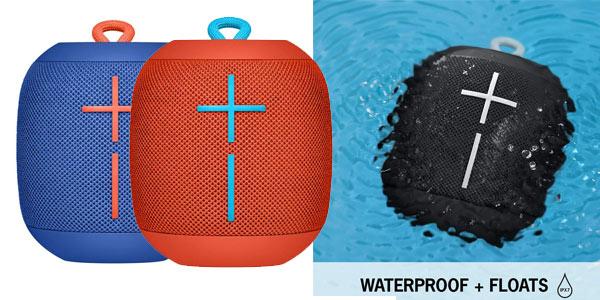 Altavoz Bluetooth WONDERBOOM Ultimate Ears barato en Amazon
