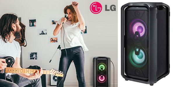 Altavoz LG RK7 Bluetooth de 550 W barato