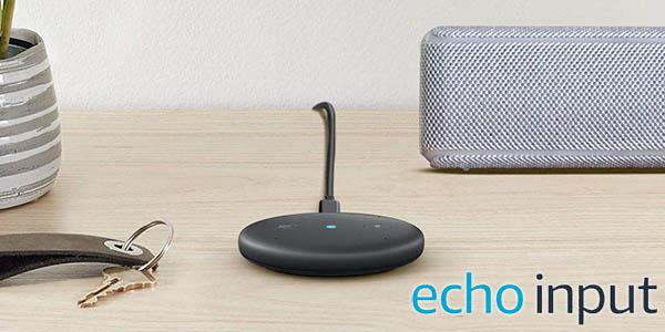 Echo Input - Añade Alexa a tu altavoz
