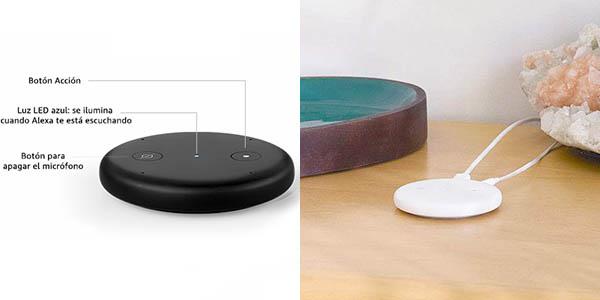 Echo Input en color blanco o negro