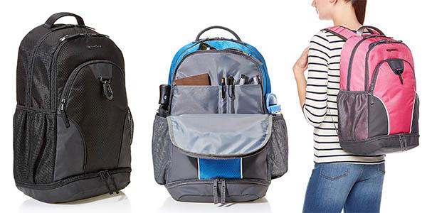 AmazonBasics Sports Backpack mochila oferta