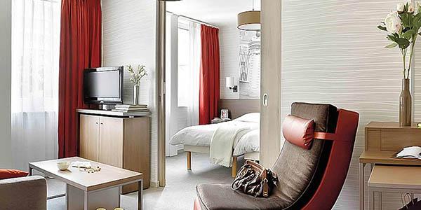 apartamento en Basilea céntrico a precio de chollo