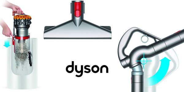 Aspiradora Dyson Big Ball Multifloor 2 chollazo en eBay