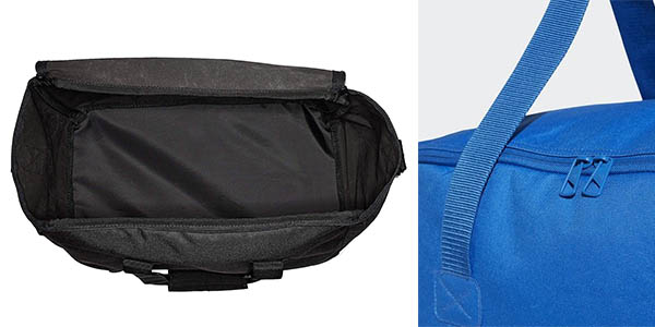 bolsa de deporte para escapadas Adidas Tiro Tb Tc relación calidad-precio estupenda