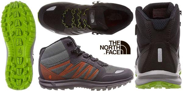 Botas de senderismo The North Face Litewave Fastpack Mid GTX para hombre baratas