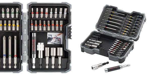 caja de herramientas para atornillar Bosch 2607017326 chollo