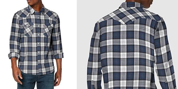 Camisa Levi's Barstow Western Standard barata