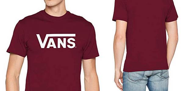 camiseta Vans Apparel Classic chollo