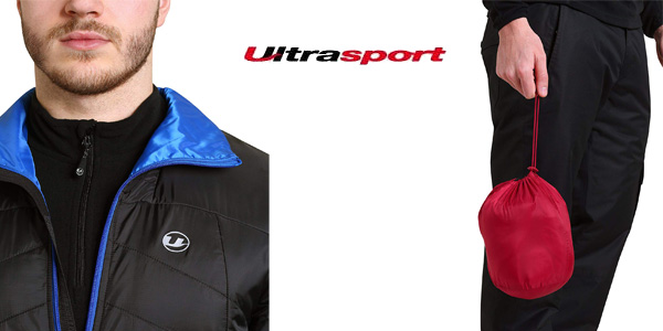 Chaqueta acolchada Ultrasport Advanced Loke chollazo para hombre