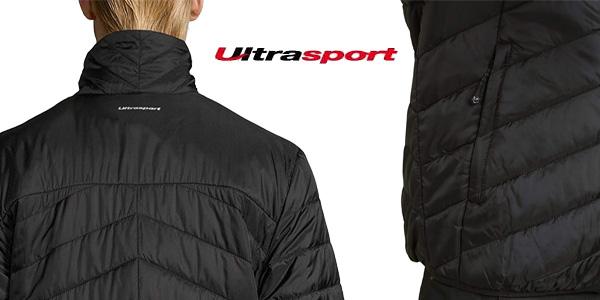 Chaqueta acolchada Ultrasport Advanced Loke chollo para hombre