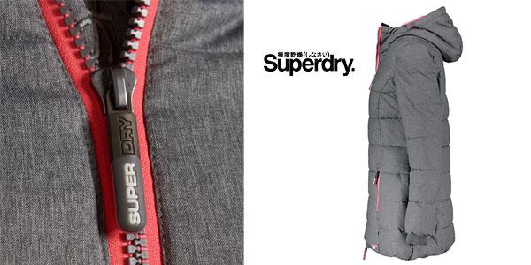 Chaqueta Superdry Tall Sport Puffer para mujer chollazo en eBay