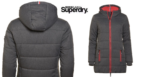 Chaqueta Superdry Tall Sport Puffer para mujer barata en eBay
