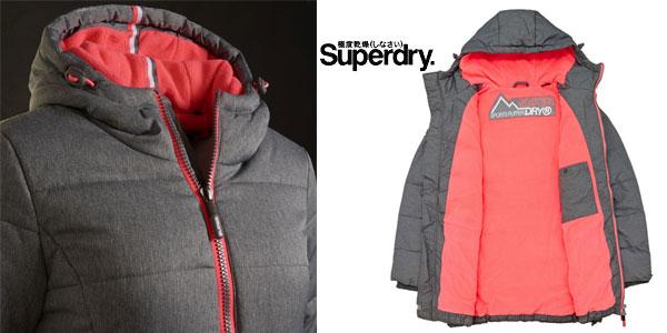 Chaqueta Superdry Tall Sport Puffer para mujer chollo en eBay