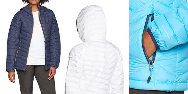 chaqueta Columbia Powder Lite con relación calidad-precio estupenda