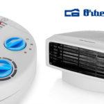 Chollo Calefactor Orbegozo FH 5008 con termostato regulable