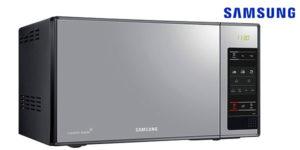 Chollo Microondas Samsung ME83X de 800 W y 23 litros