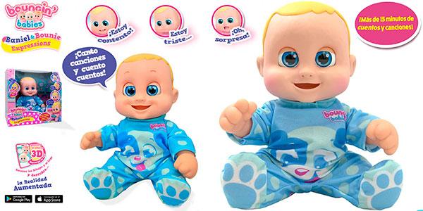 Chollo Muñeco interactivo Baniel de Boucin Babies