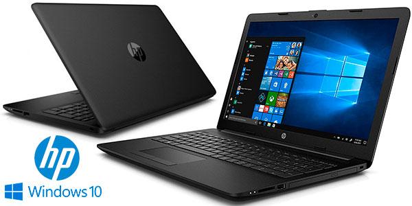 """Chollo Portátil HP 15DA0134NS de 15,6"""" (i5-7200U, 4GB, 1TB)"""