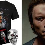 Chollo Pack Terminator (camiseta + busto + llavero + taza)