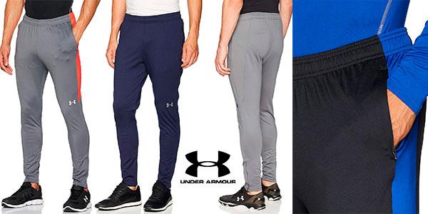 Deformar Difuminar pegamento  Chollo Pantalones Under Armour Challenger II para hombre por sólo 24,99€  (-44%)