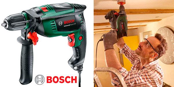 Chollo Taladro percutor Bosch Universal Impact 800 de 800 W con maletín