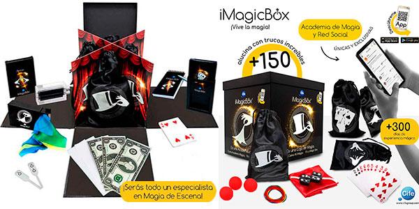 Caja de magia iMagicBox en oferta