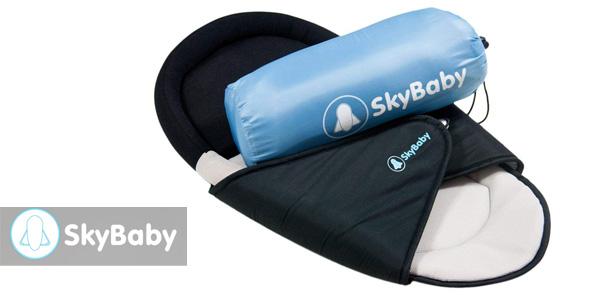 SkyBaby Colchón de viaje para viajes en avión barato en Amazon