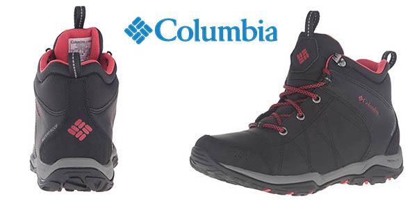 Columbia Fire Venture Mid Waterproof zapatillas senderismo baratas