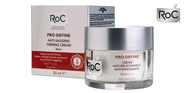 Crema Antiflacidez Reafirmante ROC Pro Define 50 ml barata en Amazon