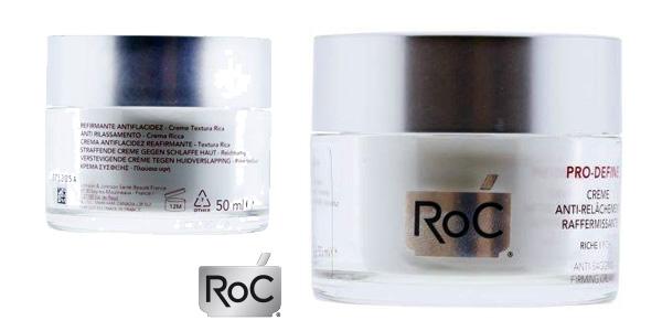 Crema Antiflacidez Reafirmante ROC Pro Define 50 ml chollo en Amazon