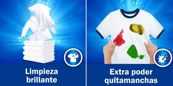 Detergente Líquido Wipp Express 360º Frescor lavanda 64 lavados chollo en Amazon