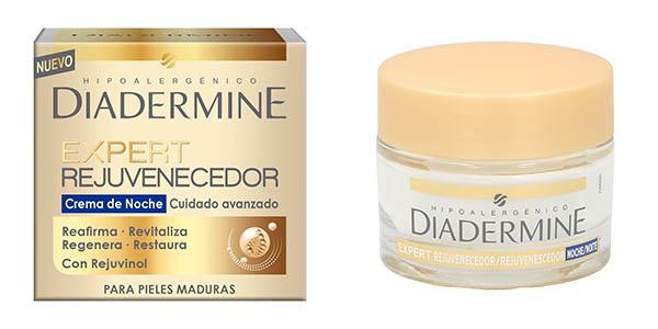 Diadermine Expert Rejuvenecedor crema de noche barata