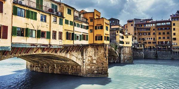 escapada Venecia y Florencia barata enero 2019